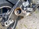 Soundcheck: BMW S1000RR mit BOS GP und dB-Eater