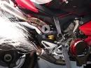 Soundcheck Ducati Panigale V4 mit SC-Project 4in2 Full Titanium Auspuffanlage