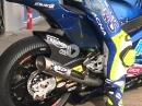 Soundporn der Moto2 - Triumph Dreizylinder in Jerez - Mega Sound