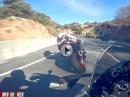 SoundPorn & Fast Riding: Yamaha R1M beim anreissen mit Kumpels