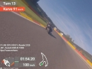 Spa Franchorchamps onboard, Suzuki GSX-R 1000 K6 - Geiles Video!