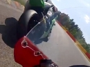 Spa Francorchamps onboard Ducati 1199 Panigale