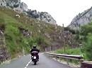Spanien - Picos de Europa N 621 nach Norden Richtung Santander