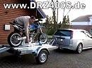 Spanngurte ade: Moto-Cinch Befestigungssystem für Motorräder