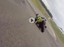 Dijon Rennstrecken-Spaß mit Max Böttcher