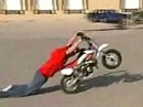 Spaß mit Minibikes - funny and crazy