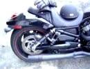 Harley - Schwarz, laut und böse