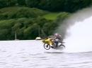 Speed mit Guy Martin: Weltrekordversuch mit Motorrad über Wasser