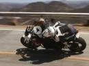 Speed Sozia: Schiß hat sie nicht, optimal ist anders ...