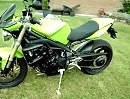 Speed Triple 675 Umbau