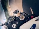 Highsider Nürburgring Nordschleife: Öl, oder zu früh am Gas?