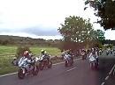 Speedclip Ulster GP - reichlich Auslaufzonen, verhaltene Fahrweise - thats Roadracing!