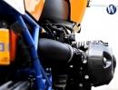 SpeedCruiser von Wunderlich, Basis BMW HP2 Sport, beim Tuner-GP 2012