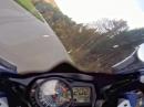 Speeding Saison Anfang: Kurven und ein bisschen gerade aus...