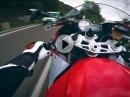 Speeding überm Limit: Costo mit BMW S1000RR - geht nicht lange gut!