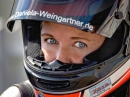 Speedlady: Goodwood Lap Daniela Weingartner, Rollei, BMW S1000R