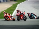 Spielberg (Red Bull Ring, Österreich) MotoGP 2019 Best of Action / Highlights
