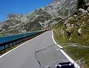Splügenpass, Passo di Spluga Motorradreise von Chiavenna (Italien) zur Passhöhe