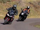 Sportmotorrad: Suzuki GSX1250FA Bandit vs. Kawasaki Ninja 1000