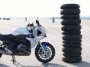 Sporttourer Reifen Test: Bridgestone, Conti, Dunlop, Metzeler, Michelin | MCN