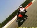 Spreewaldring mit Honda CBR900RR