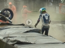 Sprint Race, Knockhill, British Supersport (Quattro Group BSS) 2021, Highlights