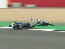 Sprint Race, Silverstone (R8), British Supersport (Quattro Group BSS) 2021, Highlights