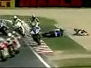 SSP 2009 Imola Italien - Supersport 600 - Last Lap und Highlights