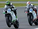 Donington Supersport (SSP) WM 2012 - Highlight des Rennens