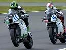 Donington Supersport (SSP) WM 2012 - Highlight des Rennens