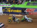 St. Louis Supercross 2014 - 450SX Highlights Stewart vs Villopoto
