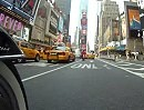 Stadtrundfahrt New York - Manhattan Ride mit Harley Davidson Roadking