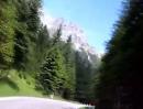 Staller Sattel (Passo Stalle), Südtirol 2013 mit Ducati Streetfighter S