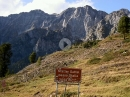 Stallersattel von Österreich nach Italien - eine Abfahrt vom Feinsten, ein Muss
