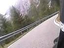 Staller Sattel (Italien) Westabfahrt mit zwei Buells