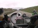 StandUp Wheelie bei 299km/h ?! Fake?!