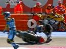 Start und Crash Bol d'Or 2015 FIM Endurance WM in Paul Ricard
