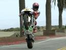 Stefan Bradl LCR-Honda - In den Straßen von San Francisco