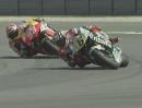 Stefan Bradl vs. Marc Marquez - die jungen Wilden auf Honda RC213V in Zeitlupe