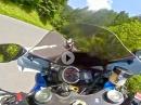 Steiermark: Turn Down, Suzuki GSX-R Stroßn zutzln