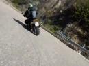 Steinegger Straße (Südtirol) Kurvenspaß pur
