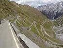 Stilfser Joch Motorradtour, Bormio, Vinschgau Südtirol