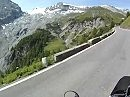 Stilfser Joch / Passo dello Stelvio Gebirgspass in Italien - sehr gutes Video