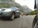 Stilfser Joch von Bormio aus mit BMW R1200 GS