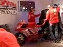 """Ducati und Ferrari stellen Ihre """"Werkzeuge"""" in Madonna di Campiglio vor - Wroom2009"""