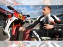 Strassenreifen vs. Rennstrecke? Test Metzeler Racetec RR K3, R1 von Asphalt Süchtig