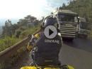Straßenterror Kenia - nix für Zaghafte - lebensgefährlich