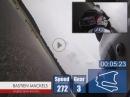 Streckenerklärung Lausitzring onboard Bastien Mackels, BMW S1000RR, Wilbers-BMW-Racing