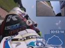 Streckenerklärung Schleizer Dreieck onboard Julian Puffe, BMW S100oRR