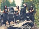 Streetbike Offroad Flucht - HAMMERGEILES krankes Video von SFT